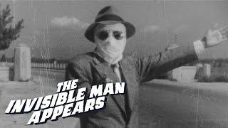 The Invisible Man Appears Original Trailer (Nobuo Adachi, 1949)