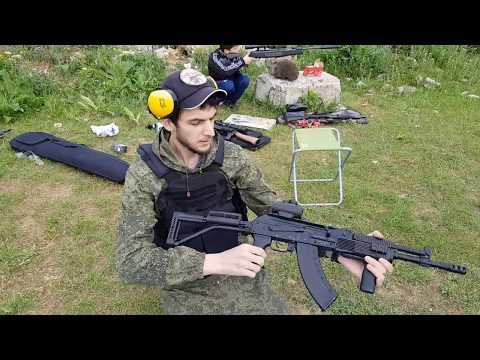 ВПО-213 366ткм Обзор и Стрельба