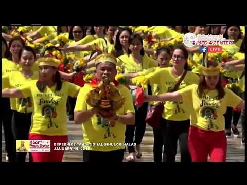 "SINULOG 2018 - ""Basilica Minore Del Santo Nino de Cebu"" - January 19, 2018"
