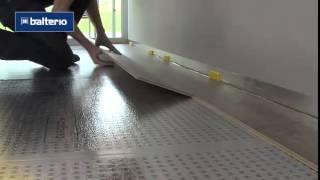 видео Инструкция по укладке ламината: способы соединения панелей