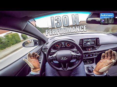 Hyundai i30 N Performance - DRIVE & TALK (60FPS)