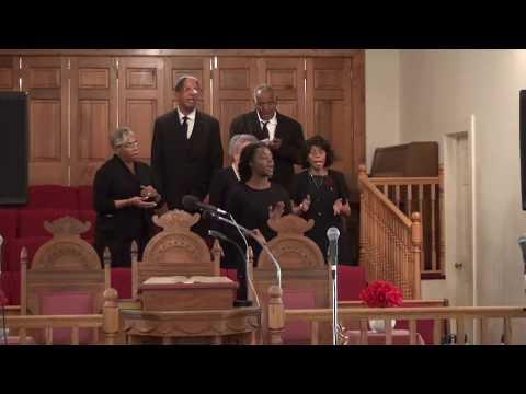 Salem Baptist Church in Marshall, VA   Annual Choir Day 4/28/18