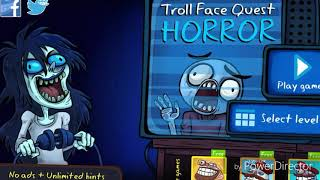 BEWARE OF THE ALIEN CHESTBUSTERS! | Troll Face Quest Horror Gameplay