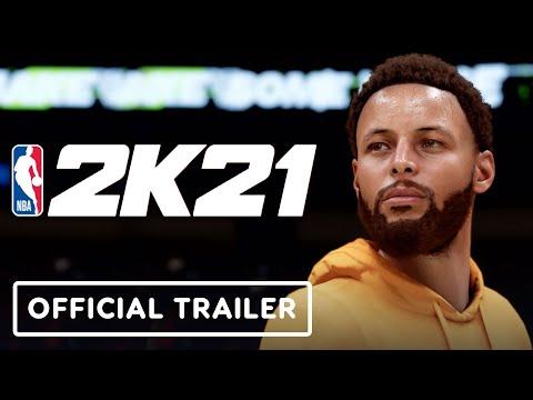 NBA 2K21 - Official Next-Gen Gameplay Reveal Trailer