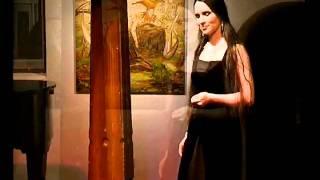 Michele Rödel singt eine Arie der Rosina aus Der Barbier von Sevilla