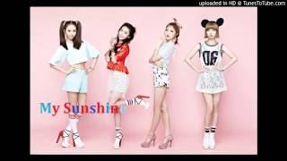 N-White - My Sunshine (ringtone)