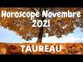 #Taureau Horoscope Novembre 2021 ♉️🍁 Ne vous inquiétez pas vous serez guidé, Besoin de repos ❗️