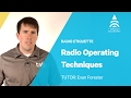 1.1 Radio Operating Techniques | Best Practice for Radio Users | Tait Radio Academy