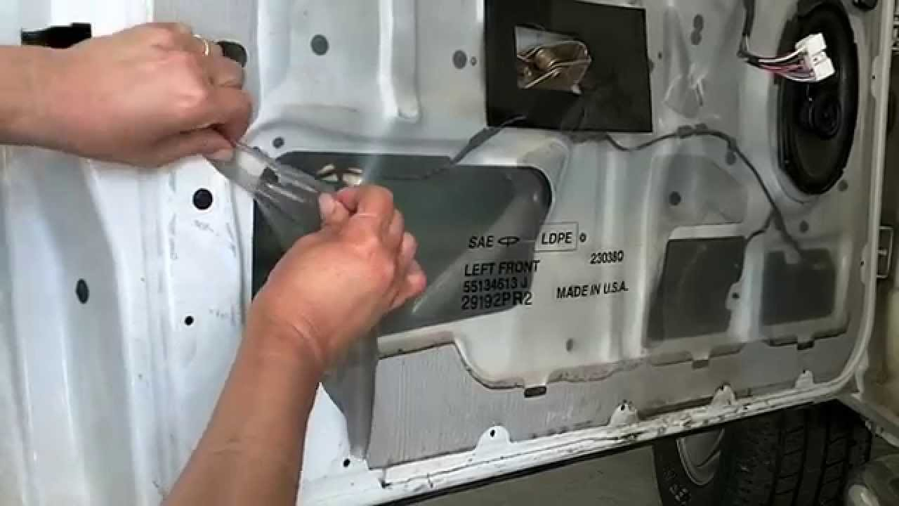 how to repair power window 2000 dodge ram 1500 truck [ 1280 x 720 Pixel ]