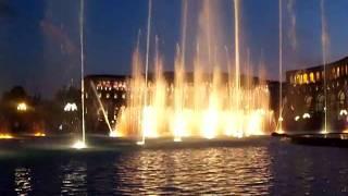 Поющие фонтаны в Ереване -1(, 2011-07-14T19:30:14.000Z)