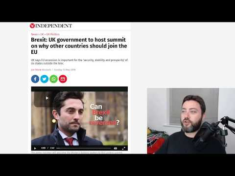 The UK Gov Does Not Want Brexit