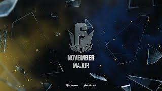 Six November 2020 Major — Европа — День #1