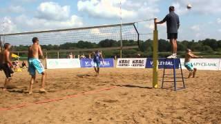 Пляжны волейбол 2012 г. Бобруйск