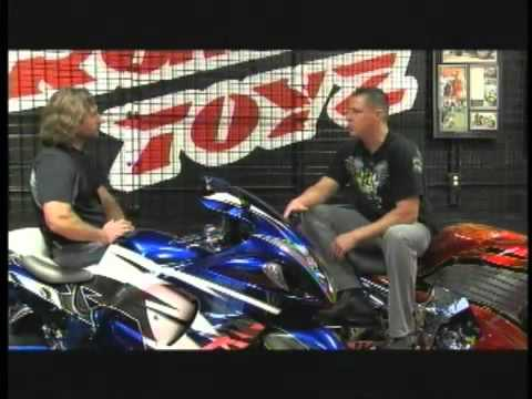 Ron Galletti with Born to Ride interviews Motorcyclist Journalist Neale Bayle