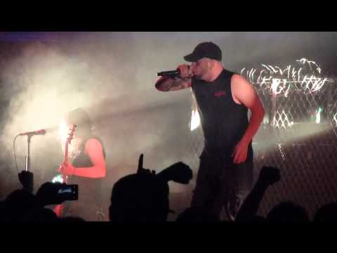 All That Remains - Now Let Them Tremble / For We Are Many (Live at Los Angeles 11/27/12) (HD)