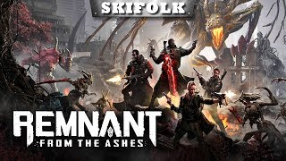 РЕЛИЗ ИГРЫ ► RPG КООП ШУТЕР ► REMNANT FROM THE ASHES [1440p]