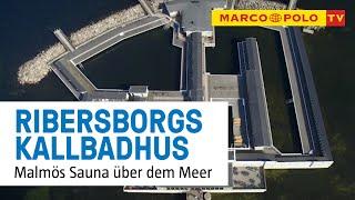 Visit Sweden - Ribersborgs Kallbadhus: Malmös Sauna über dem Meer