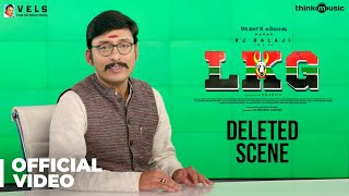LKG Deleted Scene RJ Balaji Priya Anand J K Rithesh Leon James K R Prabhu