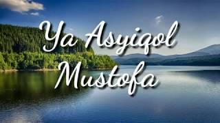 Lagu Ya Asyiqol Mustofa beserta lirik   Nissa Sabyan