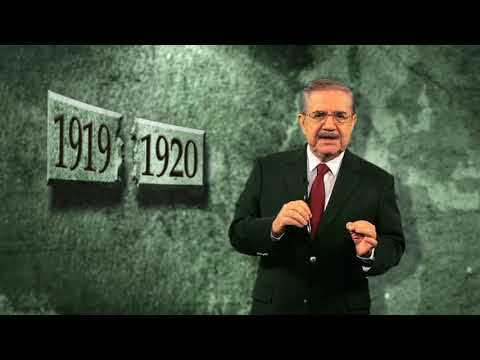 1919-1920 Belgeseli 9.Bölüm,Taha Akyol (CNN Türk)