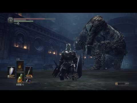 Dark Souls III 大便巨人
