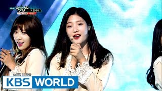 DIA - On The Road | ??? - ? ??? [Music Bank / 2016.07.01]