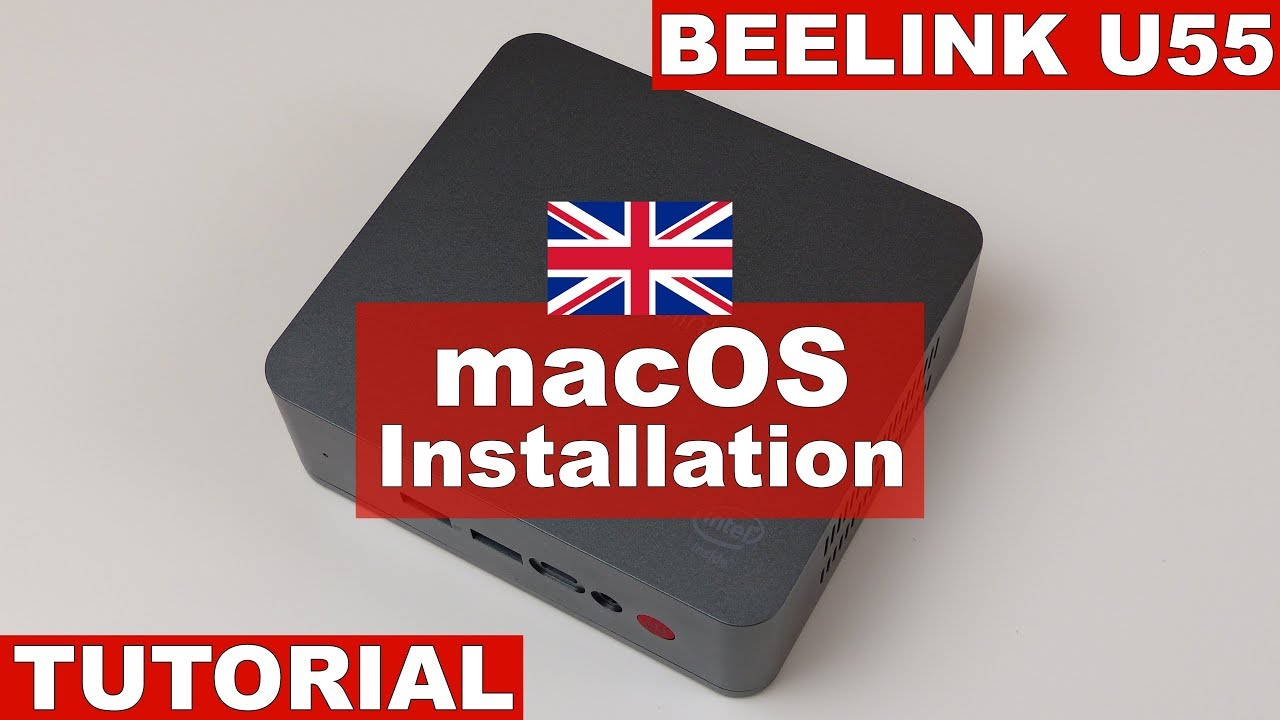 Hackintosh serious tutorial on nuc8i7hnk by Yuhong Chen