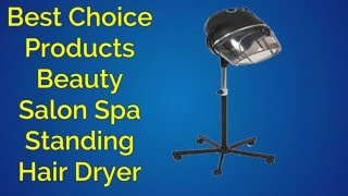 Standing Hair Dryer Best Choice Products Hair Dryer With Stand