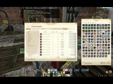 Auction Bots in Archeage
