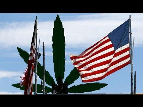 Obama Admin. Won't Block Colorado, Washington Marijuana Laws