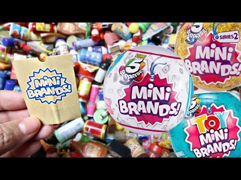 How to Organize Mini Brands *OVER 1000 MINI BRANDS*