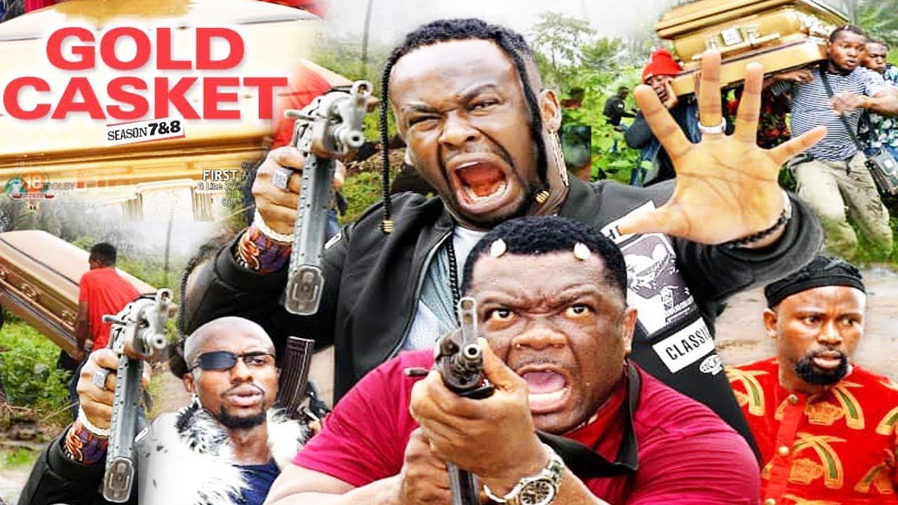 Download Gold Casket Season 7 - 2019 Movie|New Movie|Latest Nigerian Nollywood Movie