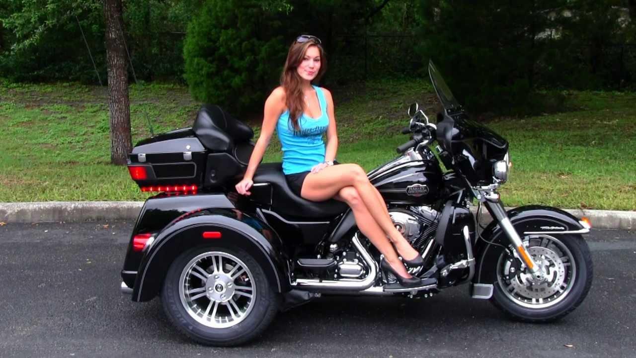 Harley Davidson Trike Review