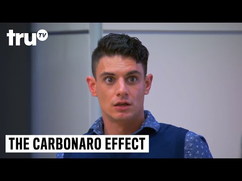The Carbonaro Effect  Security Guard Catches Fire