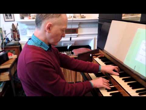 Alfred Hollins: Spring Song, played by David Aprahamian Liddle
