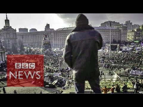 Ukraine: What happened in Kiev's Maidan square?