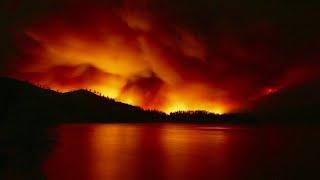 Waldbrände nach Brandstiftung in Kalifornien?