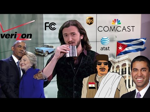 ~173~ Assault On The Internet, Egypt, Cuba, & Workers' Rights