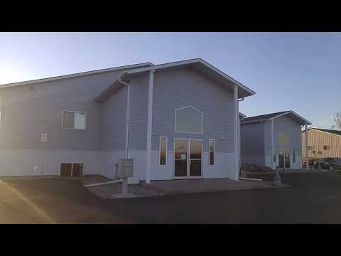 Investment Property For Sale in Jamestown, ND - The Blue Jay Office Building