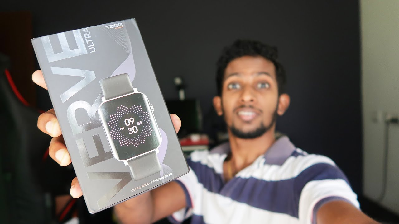 Best Premium Smartwatch Under ₹3k In 2021⚡| Premium Built, Curved Display, In-Built Game and More