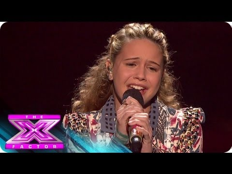 Beatrice Miller: All Grown Up  THE X FACTOR USA 2012