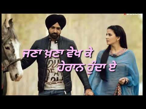 Jatt attitude WhatsApp status song Gippy grewal