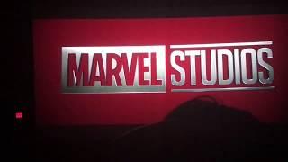 Avengers Infinity War - Marvel Studios Logo
