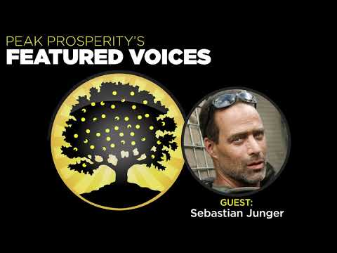 Sebastian Junger: Is Our Material Wealth Undermining Our Happiness & Health? thumbnail