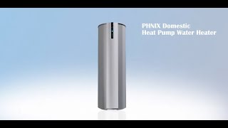 PHNIX Energy Saving and Stable All in One Heat Pump Water Heater