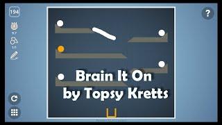 brain it on level 194
