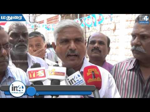 BSNL Workers Protest | Madurai | In4net