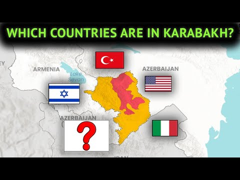 Which Countries Will Invest In Nagorno-Karabakh?