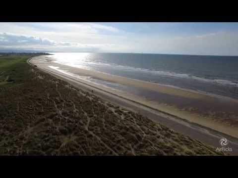 Aerial video of North Wales scenery by AirFlicks