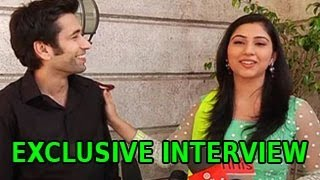 Aditya & Pankhuri's UNSEEN INTERVIEW of Pyaar Ka Dard 17th January 2014 FULL EPISODE